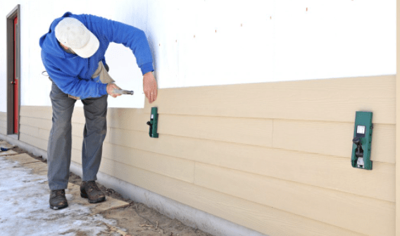 Siding Installation and Siding Repair